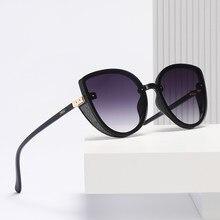 Lunettes de soleil tendance pour femmes, marque de luxe, styliste de mode, monture œil de chat, Vintage rétro, uv400, nouvel arrivage, 2020, 32018