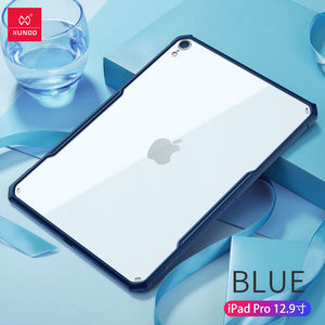 Image 5 - For iPad Pro 12.9 Case XUNDD Protective Tablet Case with airbags Shockproof Cases Charge for iPad Pro 11 Case 2018 With Pencil