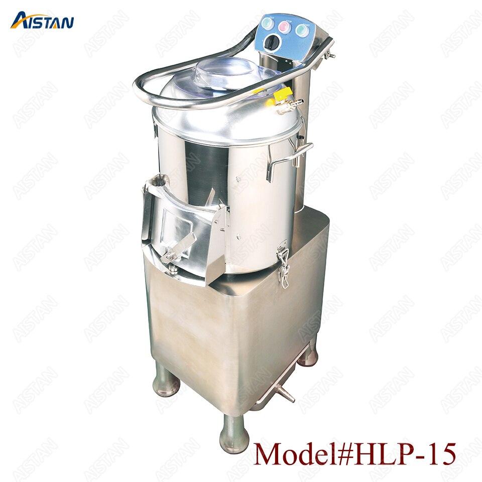 HLP15 Electric commercial potato peeler Machine High Duty 1