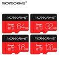 Высокоскоростная карта памяти Micro SD класса 10, 16 ГБ, 32 ГБ, 64 ГБ, 128 ГБ, карта памяти 8 ГБ, 4 Гб, TF флеш-память