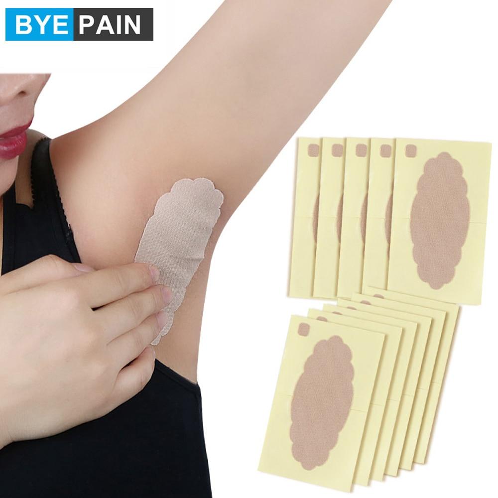2 шт., одноразовые прокладки для подмышек от пота
