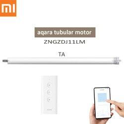 Aqara Intelligent Rolling Shutter Motor, mi Hause App Zigbee Rohr Motor für Jalousien, aqara ZNGZDJ11LM für Xiao mi Smart Home