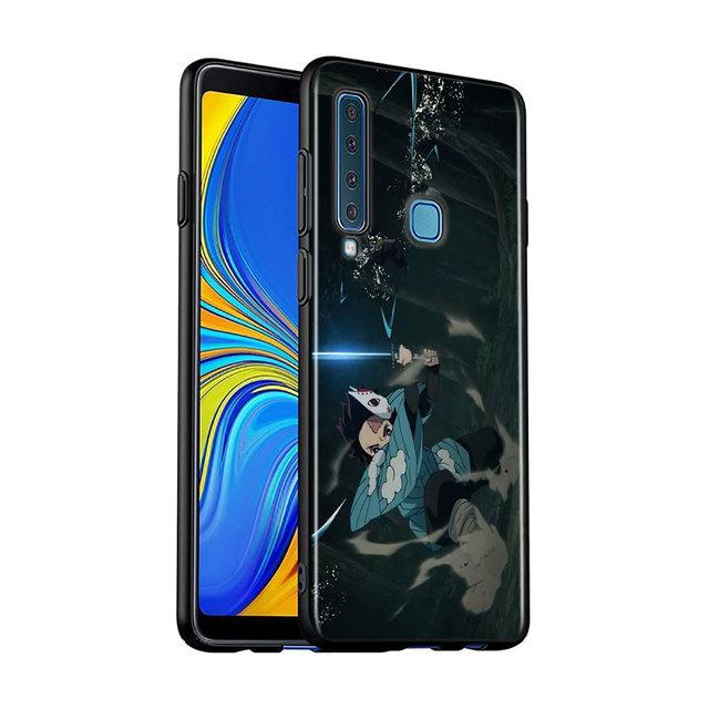 Demon Slayer Kimetsu no Yaiba Cover Case for Samsung Galaxy A Series