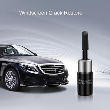Automotive Glass Nano Repair Fluid New Upgrade Nano-repair Car Window Glass Crack Chip Repair Tool Kit Crack Fluid Accessories