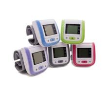 Boxym monitor médico digital lcd pulso de pressão arterial esfigmomanômetro automático tonômetro pulso medidor pressão arterial