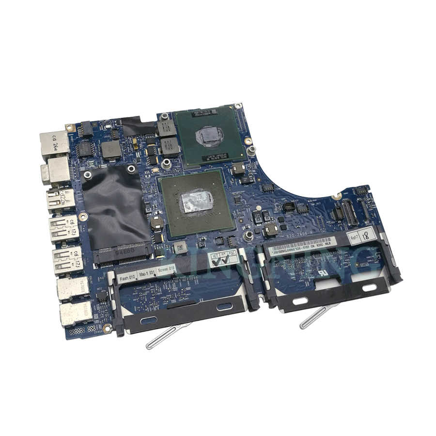 Carte mère d'ordinateur portable pour Apple Macbook 13 ''A1181 CPU 2.13GHz P7450 820-2496-A 661-5242 MC240LL/A 2009 an