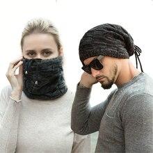 Men's Hats Winter Hats for Women Ponytail Beanies Knitted Caps Bonnet S