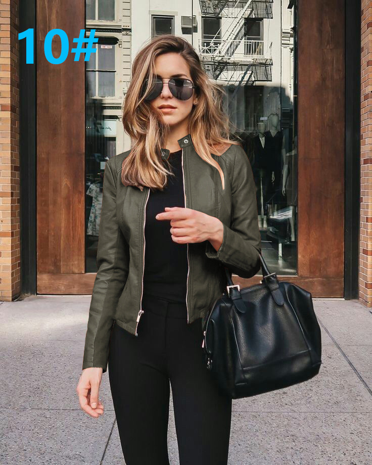 Hd80befeb833943d88099ac16a48ff168X 2021 Women Winter Coat Jacket Thicken Fashion Long sleeve Outwear PU Leather Jacket warm Coats For Women Autumn Women's Clothing