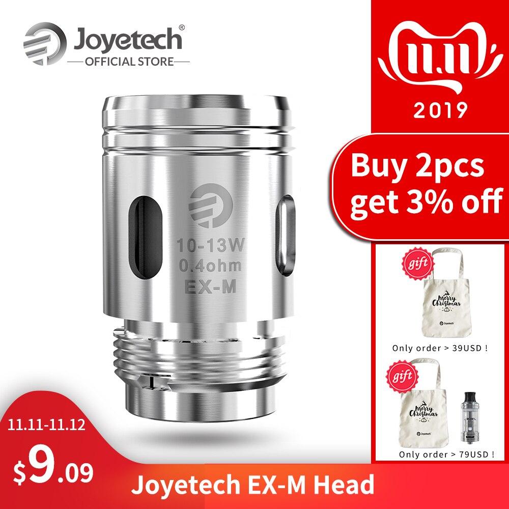 Original Joyetech EX-M Coil Head 0.4ohm Mesh Coil For Exceed Grip Kit Replacement Coil E-Cigarette