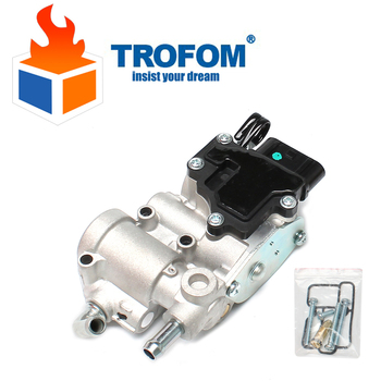 Idle Air Control Valve Voor Mitsubishi Galant Eclipse Expo Eagle Summit 1.8L 2.0L 2.4L MD614696 MD614698 MD614527-in Stationaire luchtregelklep van Auto´s & Motoren op