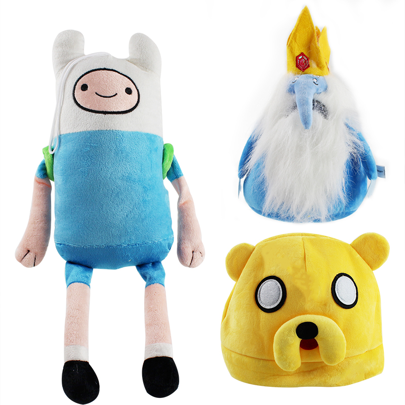 made to order Ice King Adventure Time plushie