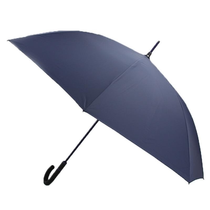 Paradise Umbrella Genuine Product-Style Business Light Autumn Spinning Color Plastic Straight Pole All-Weather Umbrella Customiz