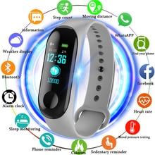 купить New Arrival 2019 Smart Bracelet Smart Watch Blood Pressure Heart Rate Monitor Fitness Bracelet IP68 Waterproof for Android IOS онлайн