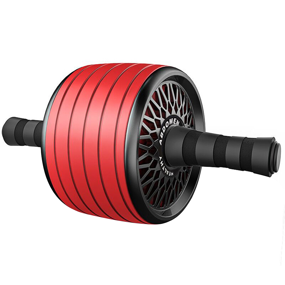 Abdominal Wheel Roller Quiet Roller Practical Sport Roller Fitness Equipment Abdomen Workout