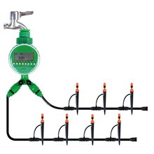 Uv Resistant Materials Intelligent Timing Automatic Watering Device Set Simple Installation Without Digging Skills