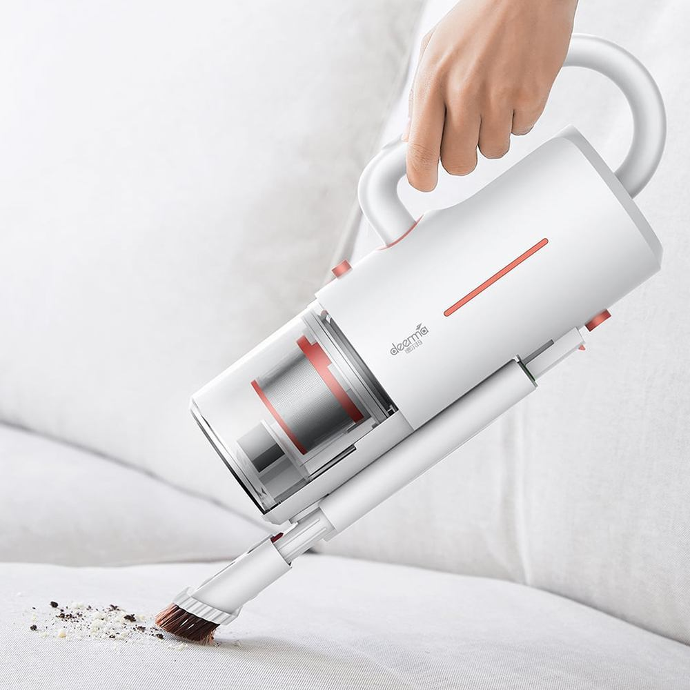 XIAOMI DEERMA CM1910 Cordless Anti Dust Mites UV Vacuum Cleaner for Household Use with USB Charger 2
