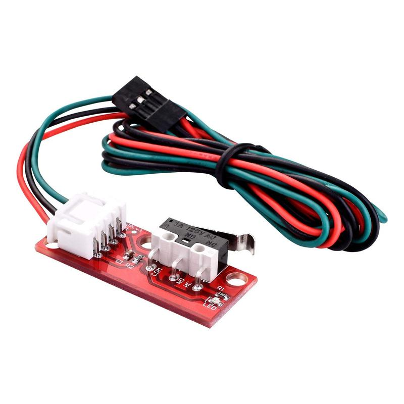 New 3D Printer Parts Endstop Mechanical Limit Switches with 3 Pin 70cm Cable RAMPS 1.4 Control Board Part Switch