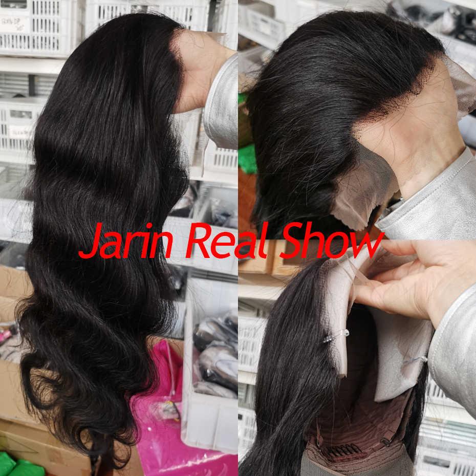 4x4 5x5 6x6 zamknięcie koronki peruki ludzki włos środkowa część 30 cal brazylijski ciało koronkowa fala zamknięcie koronki peruka z dzieckiem włosy Remy Jarin włosów
