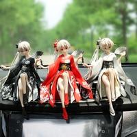 Anime Yosuga No Kasugano Sora Cartoon Action Figure Model Toy Car Ornaments Decoration Doll Cosplay Props Kids Girls Gifts