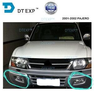 Image 5 - 1 조각 2000 2006 AC 커버 assy montero 자동차 대시 보드 용 에어 컨디셔너 환기구 Pajero V73 V77 용 팬 블레이드 shogun 용