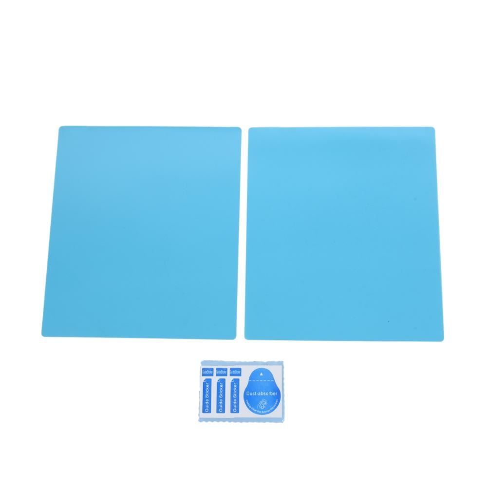 Exterior Waterproof Square Sticker 200*175MM Car protective film Side Anti-fog Membrane Anti-glare Useful Durable