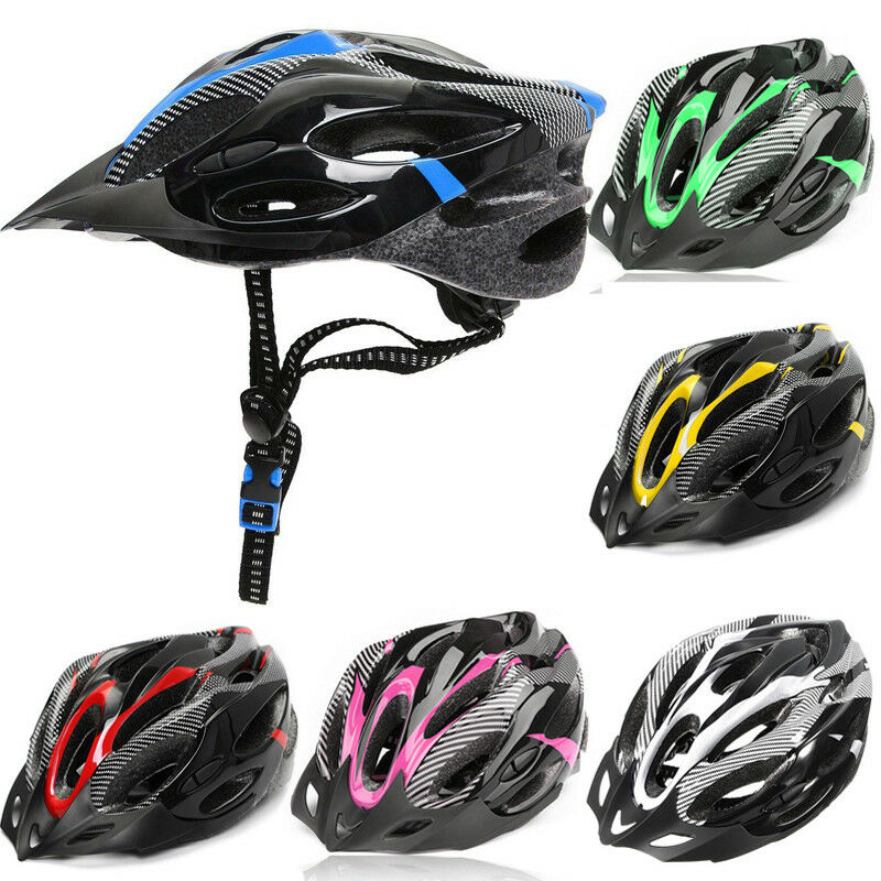 Cycling Helmets Mountain-Road-Bike Integrally Black 6-Colors Molded Matte Men Women Brand-New