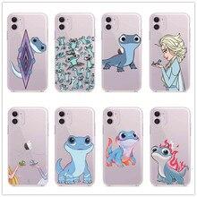 Cute Bruni Fire Elf Soft Silicone Cover Phone Case for IPhone 11 Pro 6 6s 7 8 Plus X Xs XR MAX Bruni Fire elf cute Coque Covers