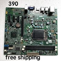 Dell optipex 390 마더 보드 용 CN-0M5DCD m5dcd mih61r 10097-1 48.3eq01.011 마더 보드 완전 작동 테스트