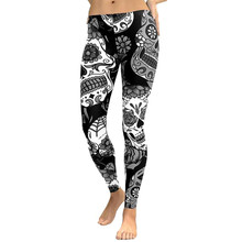 Fashion Push Up Leggings Women Workout Slim Polyester High Waist Jeggings Pencil Pants 9.4