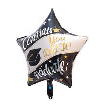 Graduation Latex Balloons Party Decor Congrats Grad  Photo Props Nurse for Class of 2019