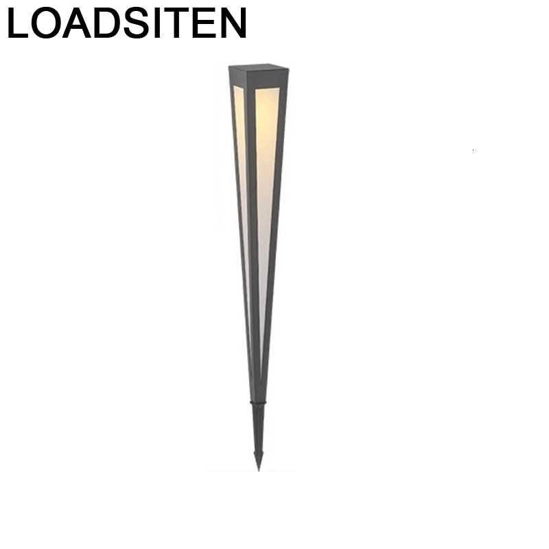 Наружный прожектор Lumiere Tuin Verlichting Luce De Luz Tuinverlichting светодиодный декоративный светильник для сада