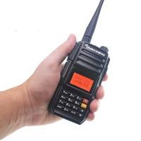 10KM QuanSheng TG UV2 Plus 10W Long Range Walkie Talkie Dual Band 136 174&400 470mhz 4000mah FM Radio UV2Plus