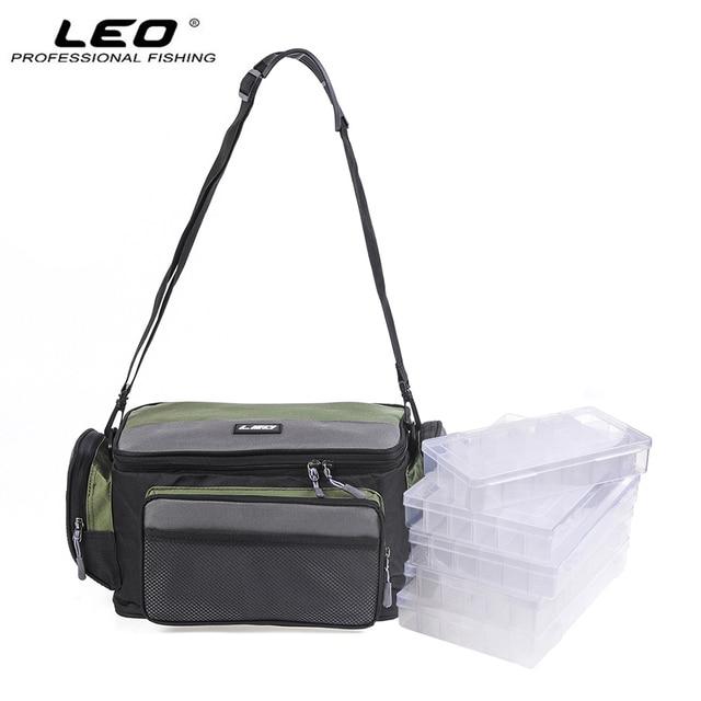 방수 낚시 가방 다기능 낚시 태클 가방 물고기 도로 릴 루어 후크 스토리지 어깨 가방