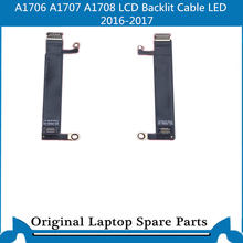 New LCD Screen Backlit Flex Cable LED light for Macbook Pro Retina A1706 A1708 A1707 LCD Backlit Cable 2016-2017 821-00603-
