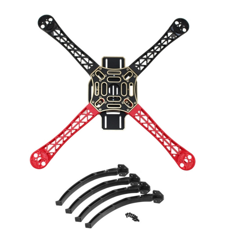 HSKRC Upgrade F450 450mm Wheelbase PCB Frame Kit For RC Drone FPV Racing Multicopter RC Quadcopter