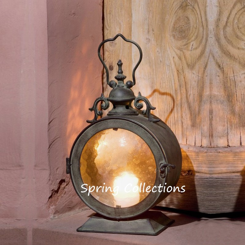 European Wall Hanging Candle Holder