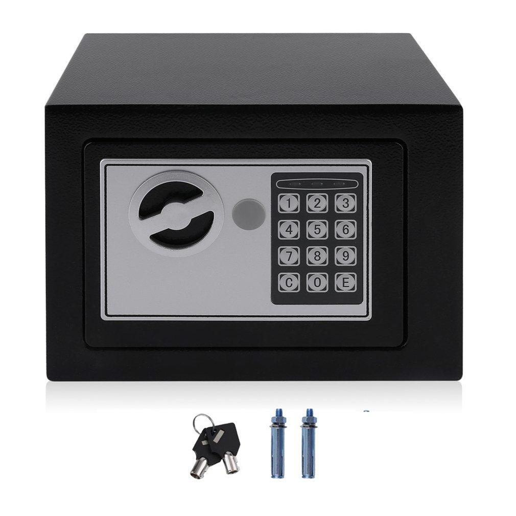 4.6L профессиональная коробка безопасности домашняя цифровая электронная коробка безопасности домашний офис настенный тип ювелирные издел...