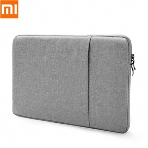 Сумка для ноутбука Xiaomi 15,6 14 13 11 дюймов Водонепроницаемый чехол для ноутбука MacBook Air 13 Чехол сумка для ноутбука