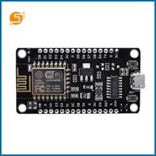 S ROBOT Wireless module NodeMcu v3 CH340 Lua WIFI Internet of Things development board ESP8266 with pcb Antenna for Arduino EC1