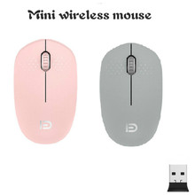 лучшая цена 2019 New 2.4Ghz Wireless Bluetooth Mouse Silent Computer Mouse PC USB Mause Wireless Rechargeable Ergonomic Optical  for Laptop