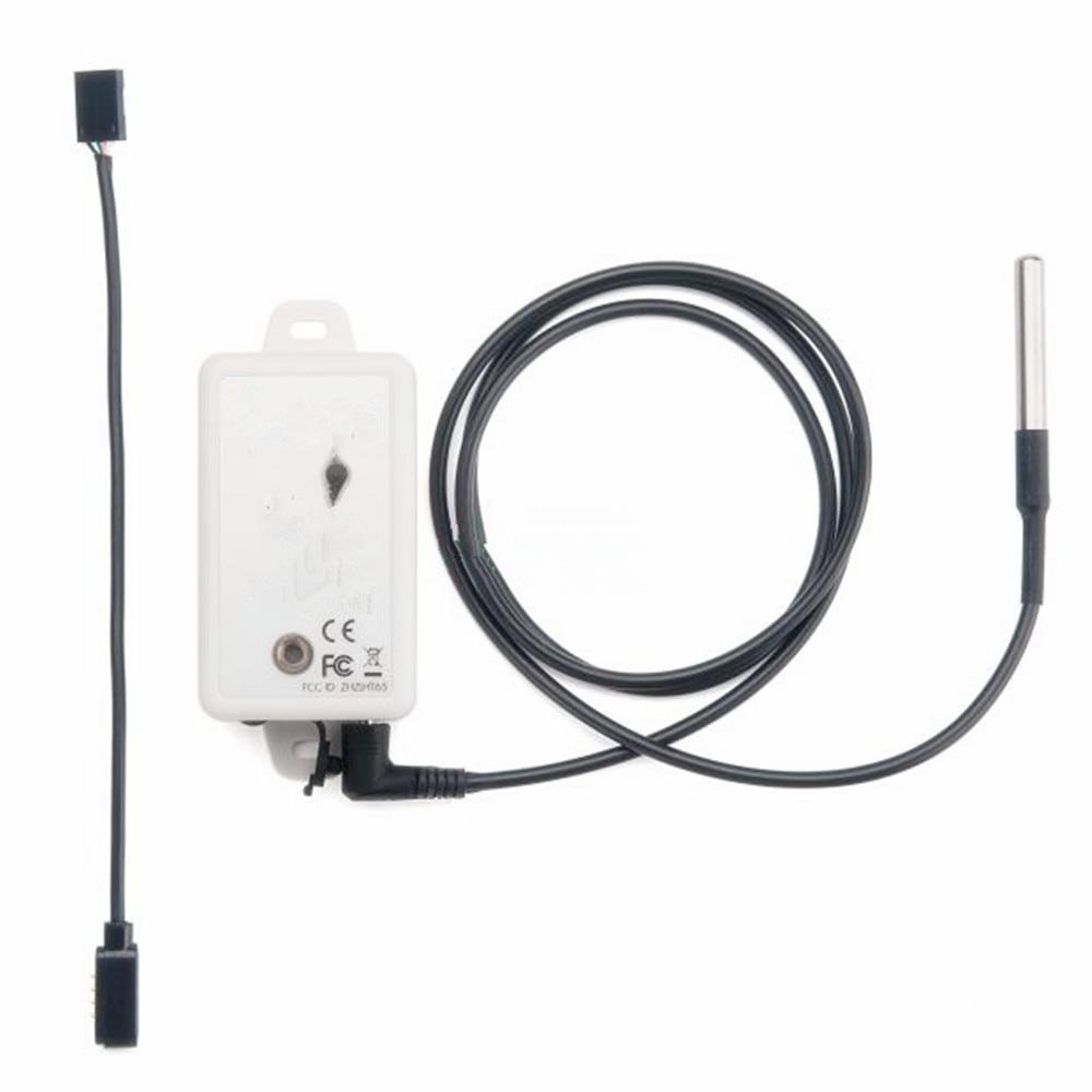 Taidacent SHT20 I2c 915MHZ 868MHZ SX1278 Temp Stick Wireless Lora Soil Moisture Sensor Lorawan Temperature Humidity Sensor