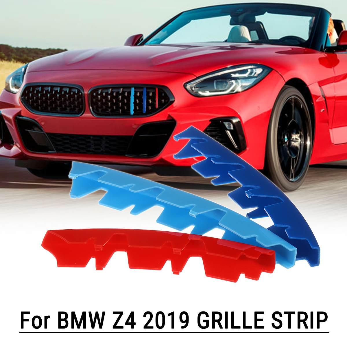 RED TRIM BMW Z4 2 Clip E85 Tailored Car Mats