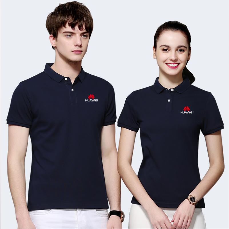 Yotee Bisnis Kasual Pendek Lengan Pribadi Kelompok Perusahaan Logo Kustom Polo Shirt Pria dan Perempuan Kustom Atasan