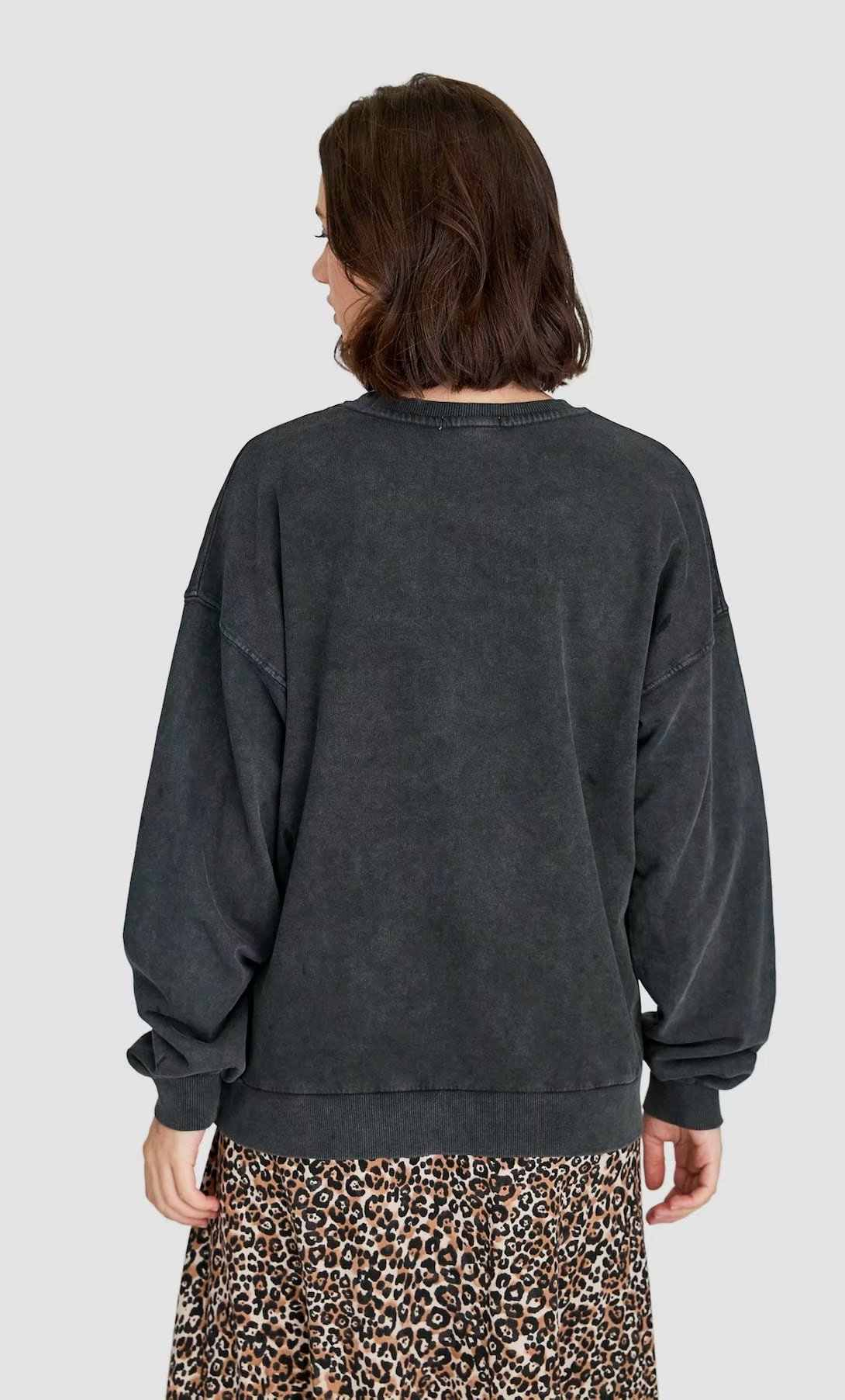 2019 ZA новый модный свитер с принтом льва Диснея Женская Осенняя зимняя одежда Повседневный тонкий пуловер свитшот вечерние оптом