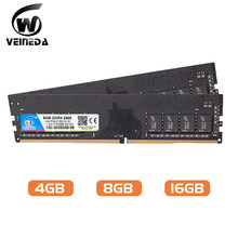 Veineda Dimm Ram DDR4 8 Gb 16Gb PC4-19200 Geheugen Ram Ddr 4 2400 Voor Intel Amd Deskpc Mobo Ddr4 8 Gb 1.2V 288pin(China)