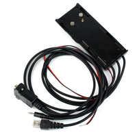3in1 cabo de programação para motorola cp200, cp150, ct150, ct250, ct450, CT450-LS, pr400, p040, p080 & gp68 gp88s gp3188 rádios