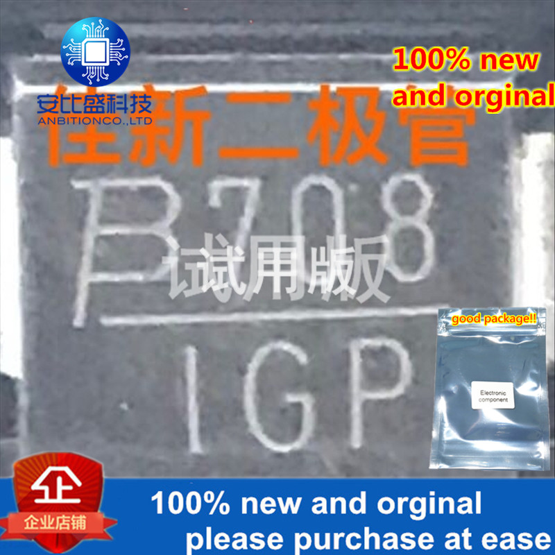 30pcs 100% New And Orginal SMLJ70CA 70V Bidirectional TVS Protection Diode  In Stock