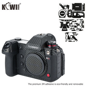 Image 3 - Film de Fiber de carbone de peau de couverture de corps de caméra anti rayures pour Sony RX100 VII RX100VII RX100M7 RX100 Mark VII caméras 3M autocollant