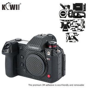 Image 3 - Защитная пленка Kiwi для корпуса камеры с защитой от царапин для Panasonic Lumix DC S1H Camera 3M, наклейка с рисунком из углеродного волокна