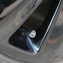 4 шт., крышка клапана для автомобильных шин, углеродное волокно, стильные аксессуары для MINI Cooper S F54 F55 F56 F57 F60 R55 R56 R60 Clubman, колпачки для колес